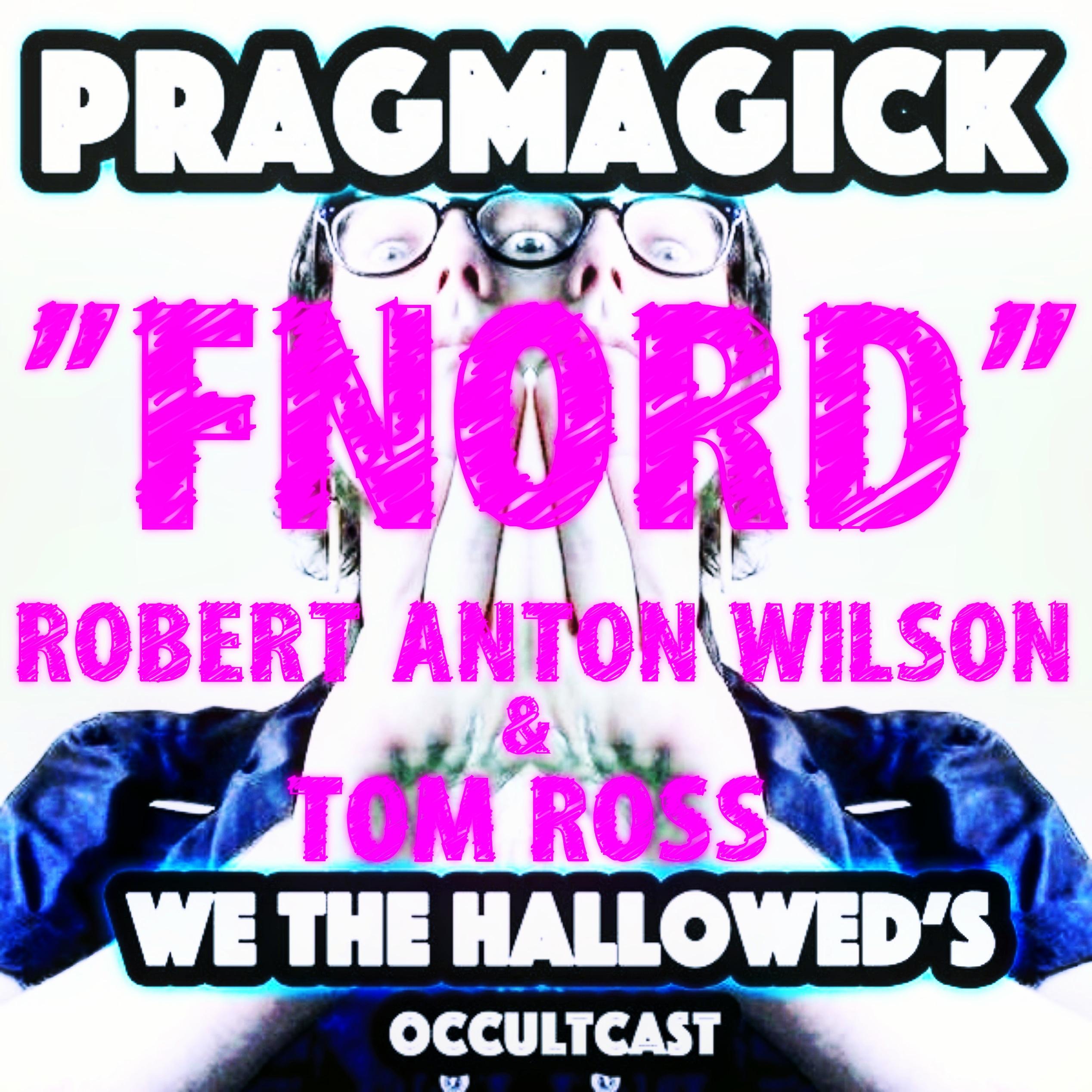 RARE R.A.W. in PRAGMAGICK #10!